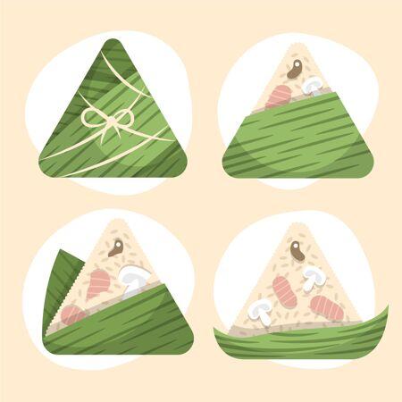 扁舟粽子收藏